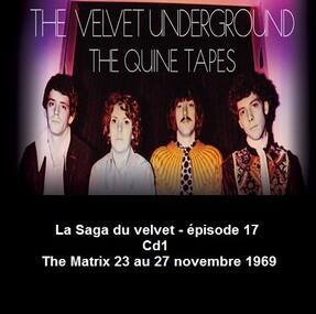 La Saga du Velvet : épisode 17 - 1969 les concerts dernière partie