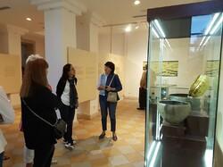 Visite musée de Sofia 21 sept 2017