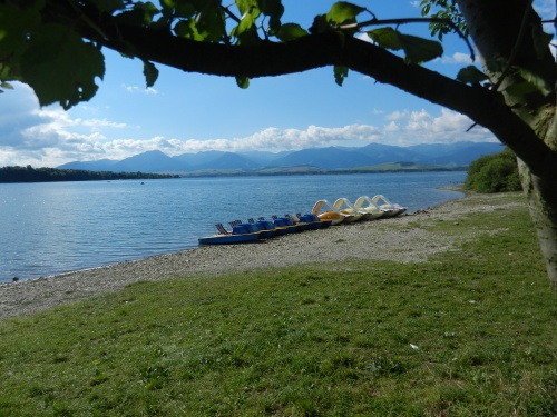 Lac de Liptov Mikulas