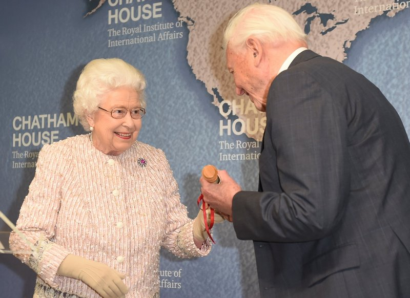 Chatham House Prize