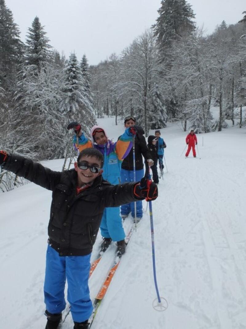 Les nouvelles du 2ème jour de ski