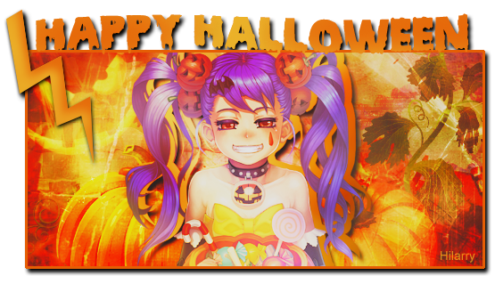 Halloween // Concours Cosmo