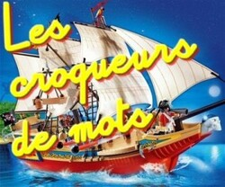 Jeudi en poésie des Croqueurs de mots : Enriqueta à la barre du navire !