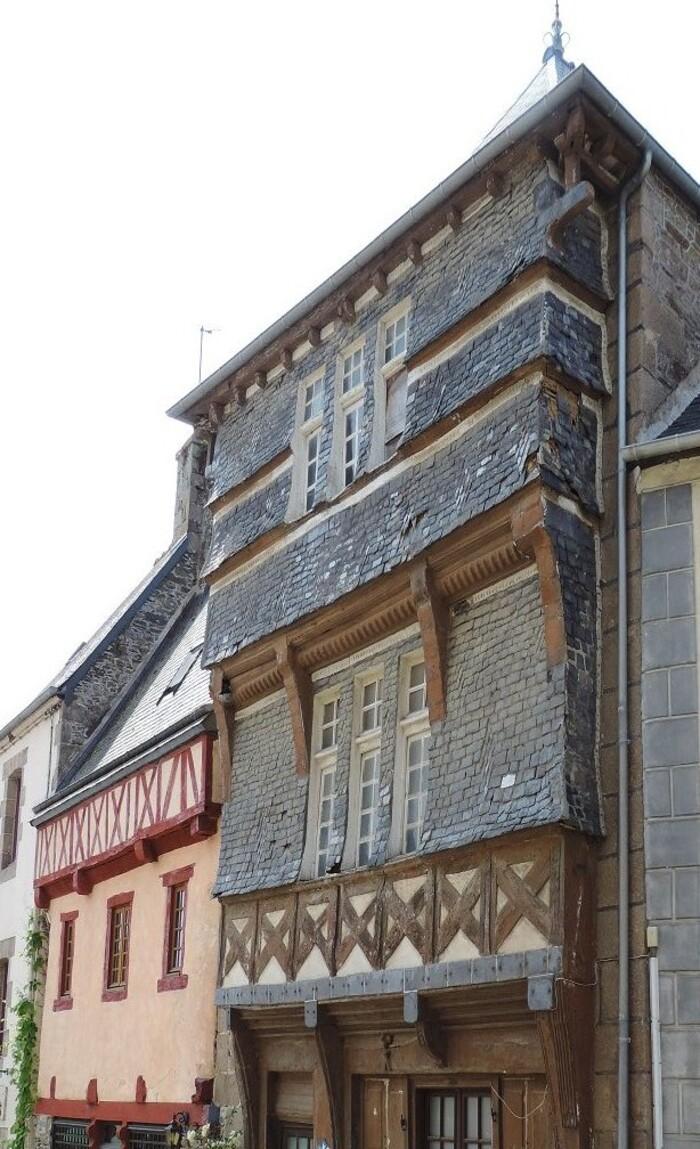La Roche Derrien Cotes d'Armor - 2