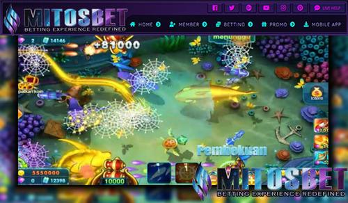 Permainan Joker123 Game Tembak Ikan Uang Asli