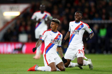 Maillot Crystal Palace 2018 2019 Exterieur