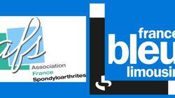 France Bleu Limousin parle des Spondylarthrites