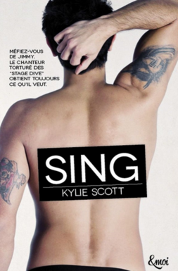 Sing (Stage Dive) de Kylie Scott