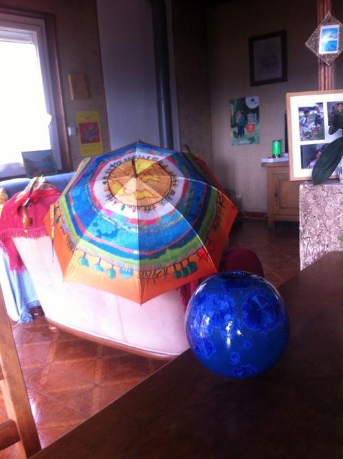 Nos parapluies à Nantua