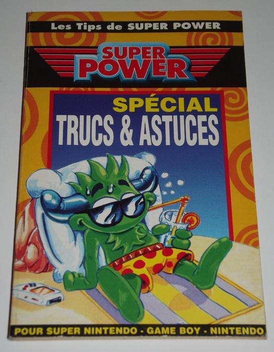 h guide Les tips de Super Power