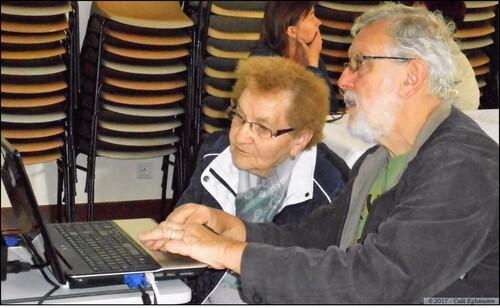 Odette et Francis ... nous préparent-ils une nouvelle cyber-attaque ???