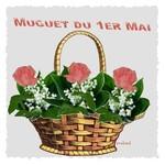 Gifs Muguet 1er Mai