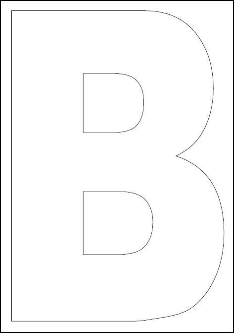 Affiches A Colorier Des Lettres De L Alphabet Maternelle Cp