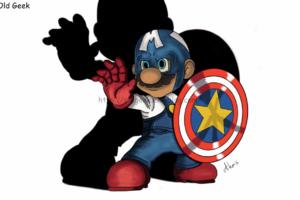 Captain Mario