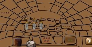 Jouer à Genie Escape from abandoned secret base 2