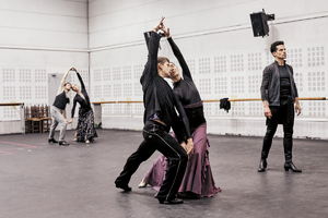 dance ballet class flamenco dancer antonio najarro