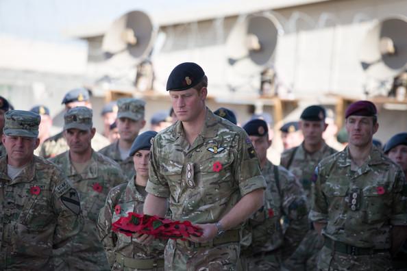 Harry en Afghanistan