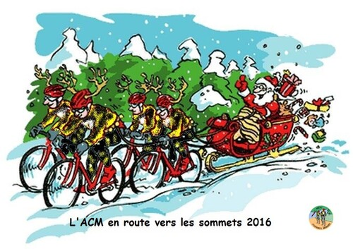 Joyeux Noël et Bonne Année 2016