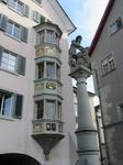 Voyage à Zurich