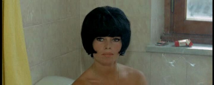 BRIGITTE BARDOT EN BRUNE - LE MEPRIS BOX OFFICE