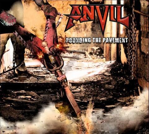 ANVIL - Les détails du nouvel album