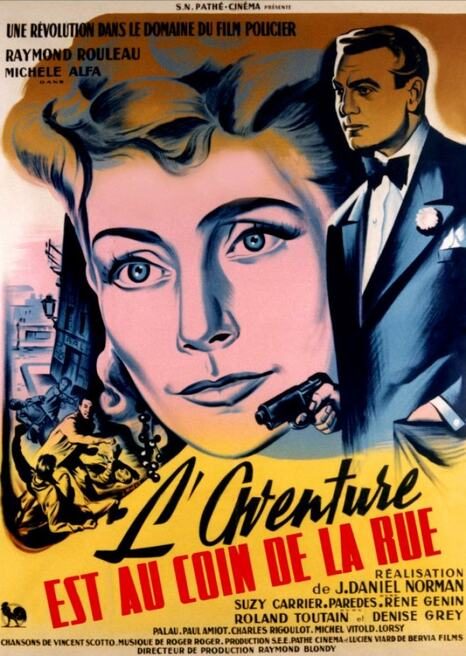 Box-office Paris - Semaine du 6 au 12 décembre 1944