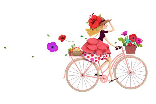 Un petit tour de bicyclette n*2