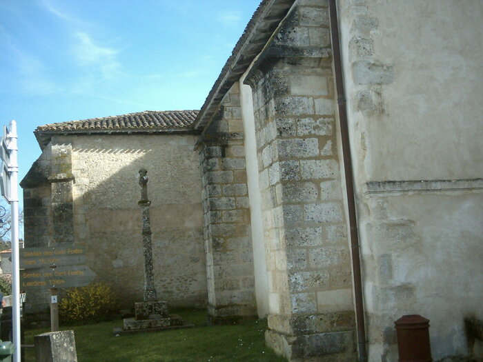 SAINT MICHEL DE RIEUFRET. (Gironde)