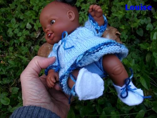 Belle Bleue ma Louise !