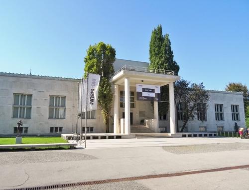 Autour de la Place du Parlement en Slovénie (photos)