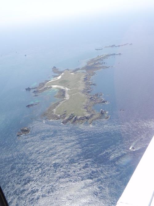 Bretagne vue d 'avion