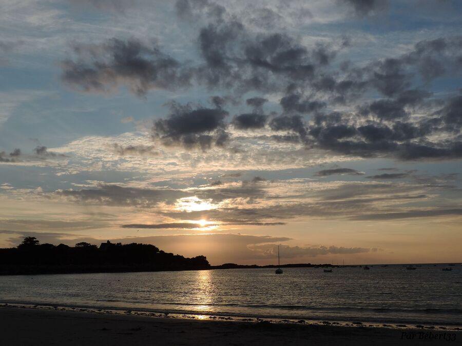 Santec en Finistère Nord