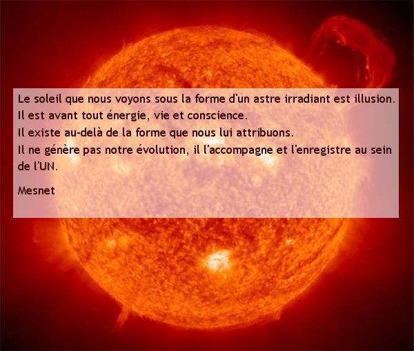 1 : Le soleil