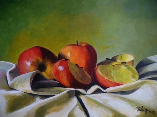 Pommes au torchon