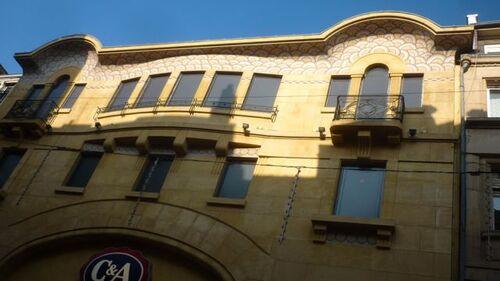 C&A Metz, la fin