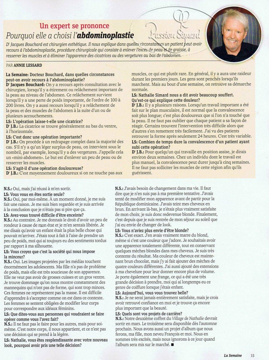 Articles et entrevues