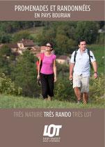 Promenades et Randonnées - En pays Bourian