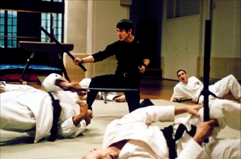 Critique : Le Baiser Mortel du Dragon, avec Jet Li