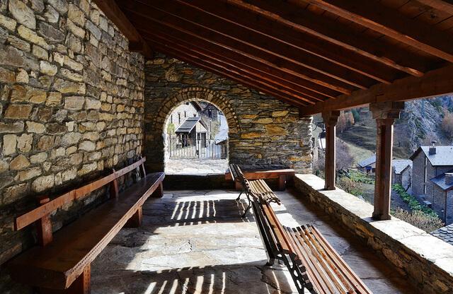 Sant Climent de Pal, Andorre