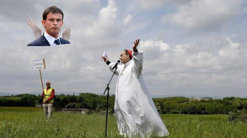 """A propos de """"l'affaire Barbarin"""": communiqué de la Fédération du Rhône de la Libre Pensée A l'occasion du banquet anticlérical de la Saint-Cochon, (dit «vendredi saint »)"""