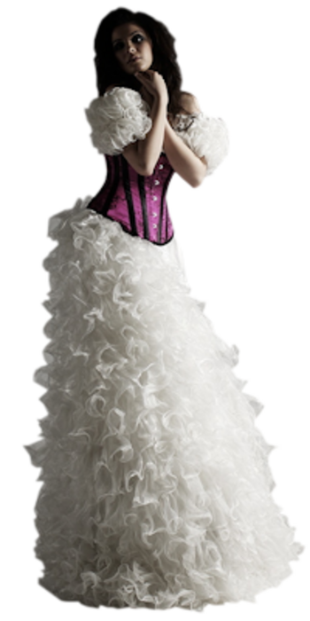 Femmes corsets
