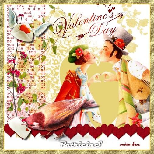CHEZ CERISE DECO ST valentin