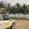 Togo Lomé Camping plage