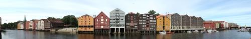 Norvège suite - TROMDHEIM