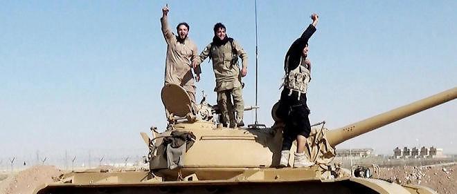L'État islamique a subi un coup dur. Image d'illustration.