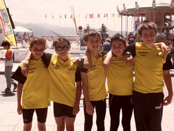 Finale Nationale Jeunes de Triathle Font Romeu