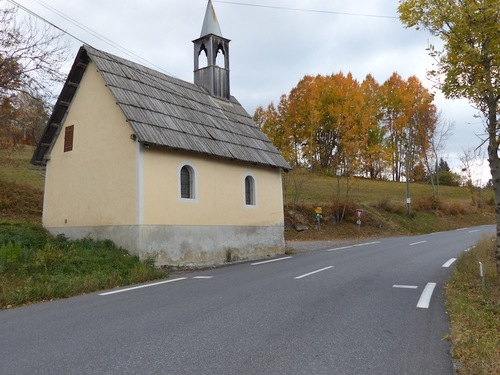 Saint Jean - Saint Vincent (St Jean-Montclar)
