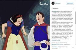 Les Princesses Disney sont comme toutes les filles, elles aussi ont leurs règles