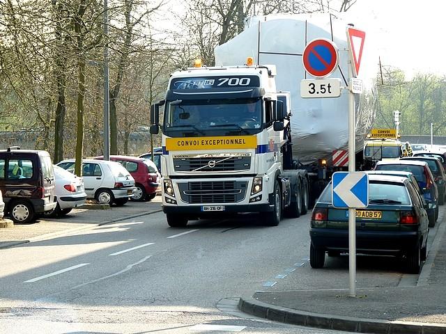 Convoi exceptionnel Metz 2 Marc de Metz 01 04 2012