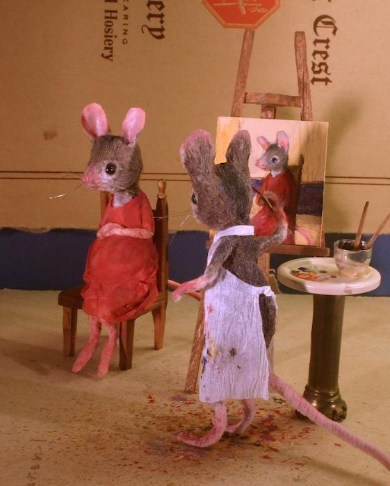 MousesHouses: November 2010